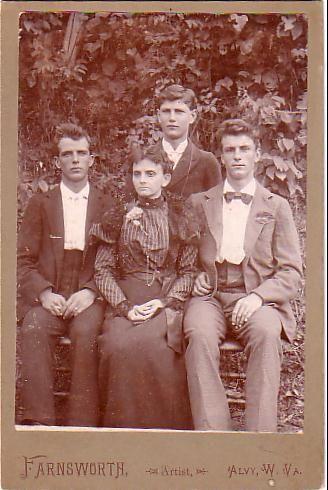Luther H Bond Children
