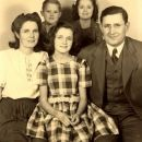 Lila Evelyn Bradford and Fred Martin Cuneo Family