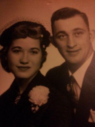 Carolyn Dempsey & Harold Hasley