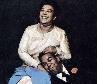 Mabel Mercer and Bobby Short