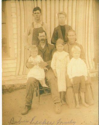 Tobias Becker Family