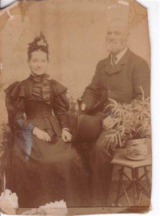 George and Lavinia