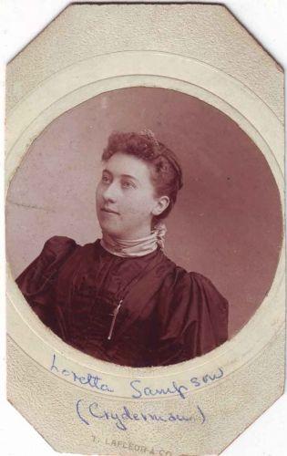 Agnes Loretta Sampson