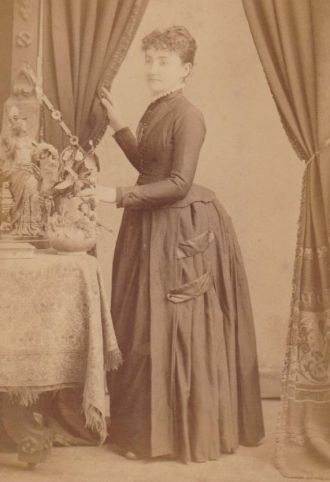 George Downing photo of Unknown woman