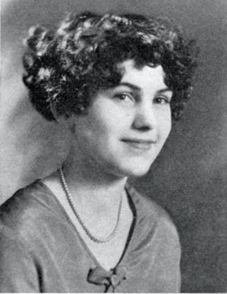 Eleanor Ruth Dix, Vermont, 1930