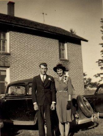Clarence J Cullen and Ruth M Lehman