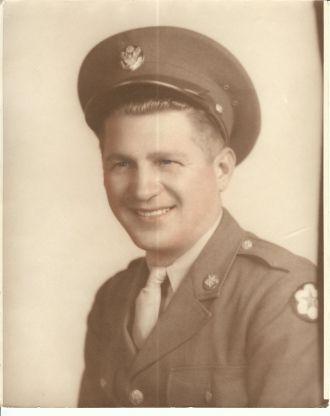 A photo of Joseph E. Peters
