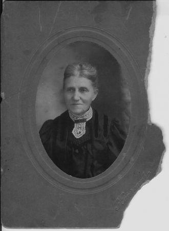 Nettie Mae Neusbaum Mort, older