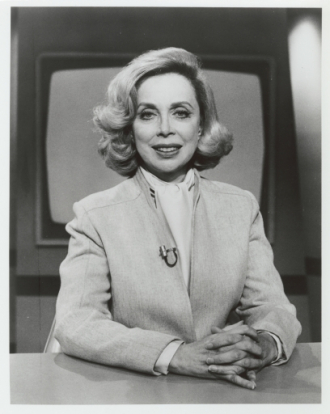 A photo of Joyce Brothers