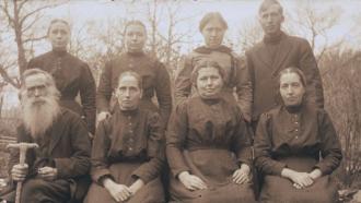 Walker Family, 1918