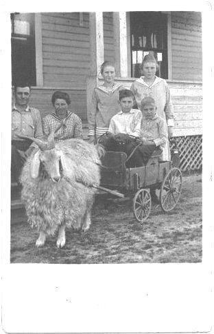 Henry Virgil Dobkins & Family