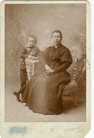 Mary Eliza Mummey Musgrave