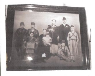 Takakjian Family of Armenia