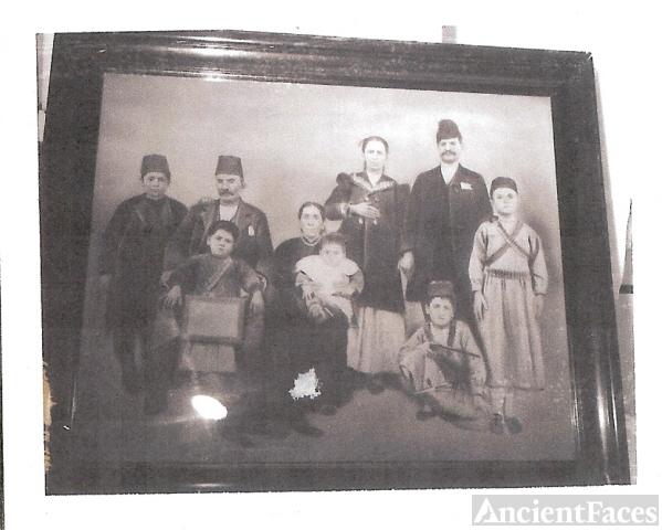 Takakjian Family of Armenia