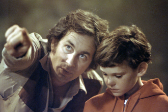 Steven Spielberg & Henry Thomas
