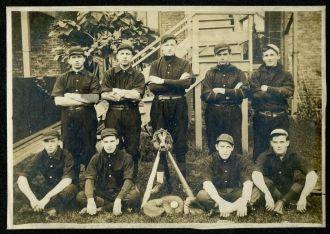 Orlio's Ball Team, Chicago, Illinois