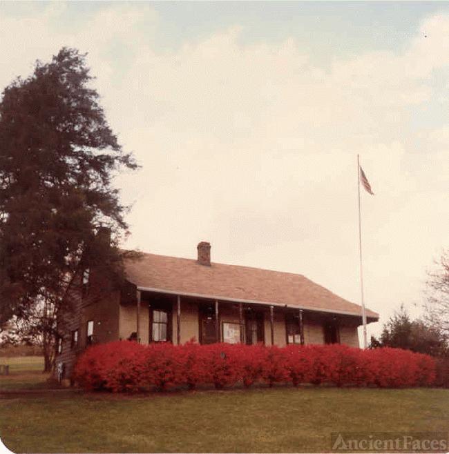 James H. & Clara Sumney Lusk's farmhouse