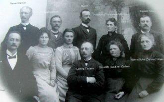 Carlsen Family of Norway