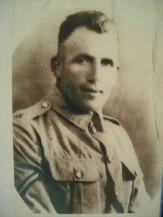 A photo of Frederick Richard Creasy