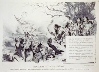 """Savagery to """"civilization"""""""