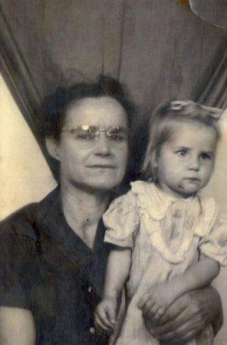 Angelia Scarbrough & Barbara Walden