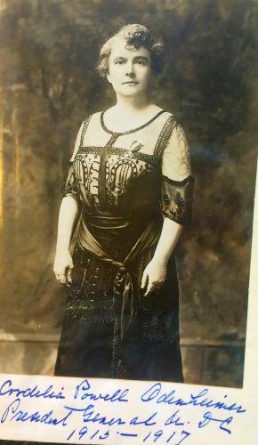 Cordelia Powell Odenheimer
