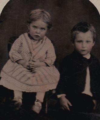 Cora and Arthur Dean
