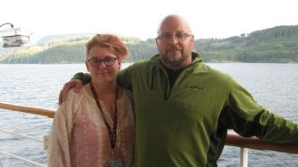 Dwayne and Tammy Calvert Harris