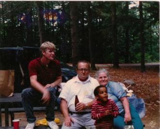 Kendall Family Birthday Picnic