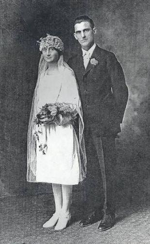 Huck - Jaeger Marriage