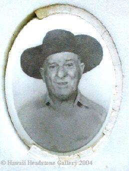 """Manuel """"Red"""" Mendes 1900-1977"""