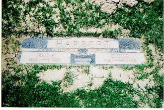 Ben and Eloise YOAKUM Harbert Carroll Gravesite