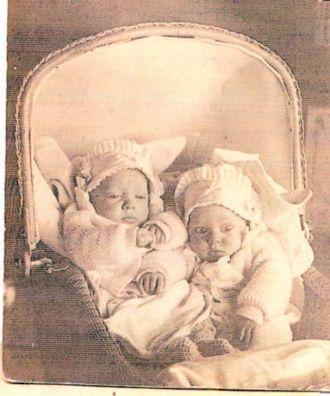 Charles Arthur & William Edward McKee