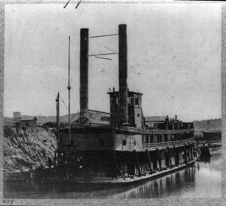 Mississippi River Fleet - US Civil War