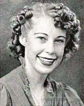Patricia Ann Ashton, Texas, 1938