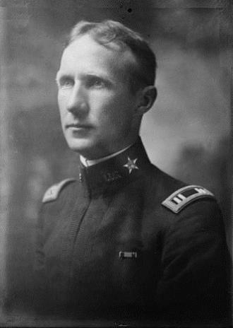 A photo of George Van Horn Moseley