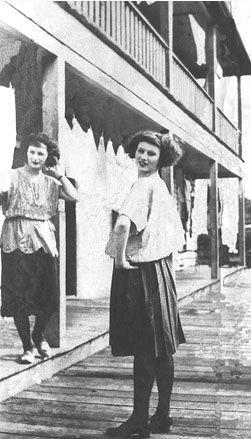 Dorothy & Thelma Ferguson, Idaho