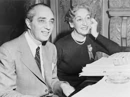 Dorothy Fields and Arthur Schwartz