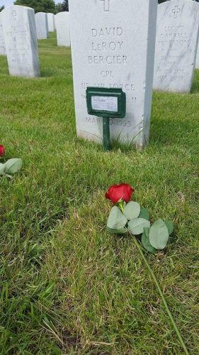 David Leroy Bercier Gravesite