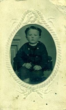 Unknown Little Boy