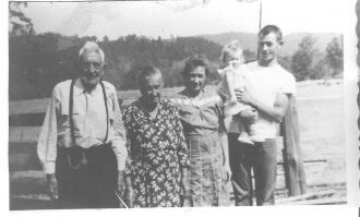 Five Generations Of Williams