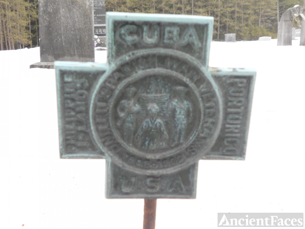 Erastus  Hillman Cole memorial