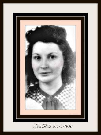 Lora Ruth Reed
