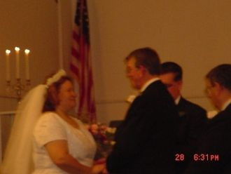 Taken the Vows