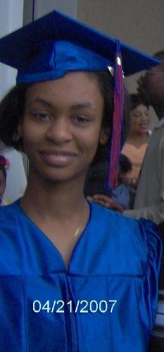 Idara McKinney Graduation
