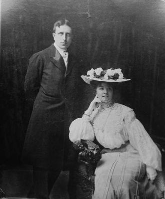 Wm. R. Hearst (& wife)