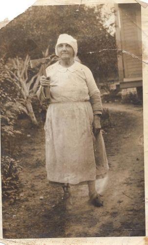 Catherine Cecile (Lafrance) Buras