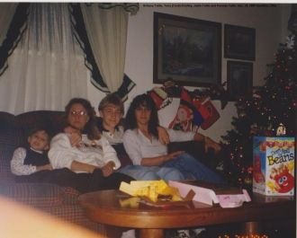 Christmas Eve 2000