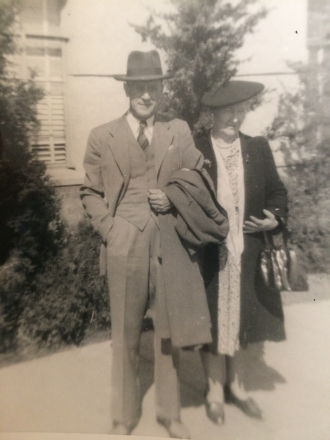 Pauline and John Englebert Zuschnig