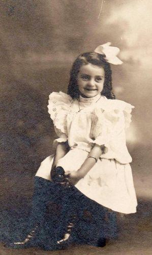 Ethel Baird Lewis; Chariton, Iowa